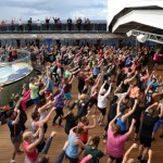 Bootcamp at Sea - Carnival Spirit July 2015