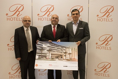 Contract Signing for R Hotels
