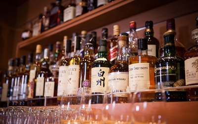 Dawn Princess - Whisky Bar selection - email