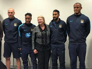 MTA - KM Man City Players July 2015 3