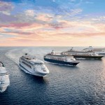 P&O Cruises Five Ship Fleet