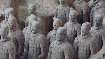 Terracotta Warriors Pitt 1