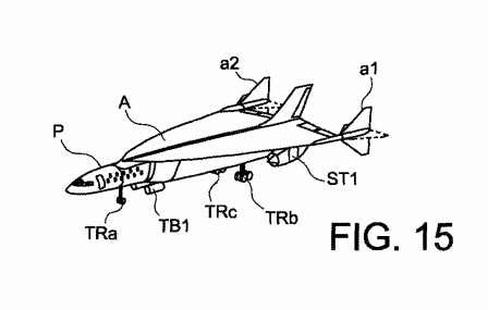 Airbus hypersonic patent