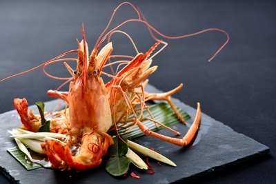 Giant River Prawns_Up & Above