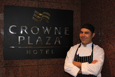 Giovanni-Pisu-new-Sous-Chef-at-Crowne-Plaza-Auckland-in-Aria-Restaurant