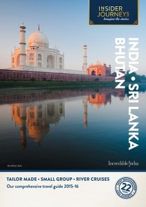 Insider Journeys India 15-16 cover