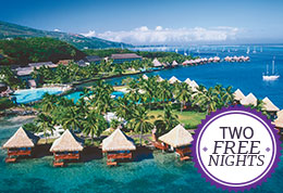 Intercontinental Tahiti _ 2 FREE Nights and more!