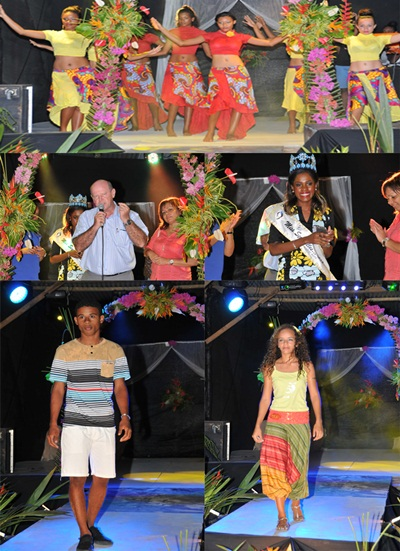 La Digue Fashion show