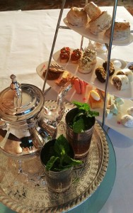 Moroccan  Afternoon Tea Set by InterContinental