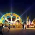 Motiongate themepark - part of Dubai Parks and Resorts - opening in 2016