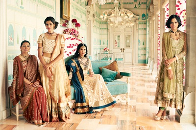 Ritu Kumar Eid Al Adha 2015 Collection