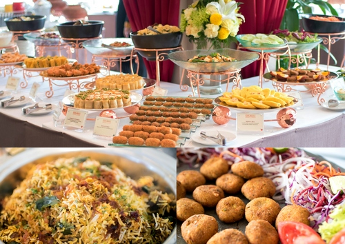 Saturday Lunch Buffet_India1