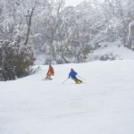 Skiers and snowboarders at Mt Buller are excited by conditions for this ...