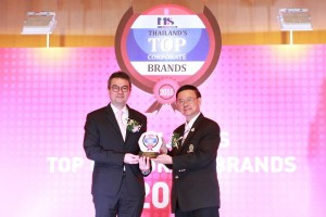 Thailand's Top Corporate Brand