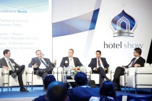 The Hotel Show Dubai - Vision Conference