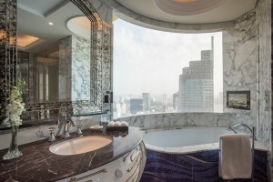 The Reverie Saigon - Panorama Suite - Bathroom - II