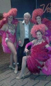 VEGAS DANCING GIRLS - with a thorn in the crown