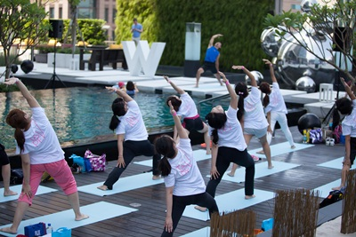 W Taipei Press Release-A Time for yoga 002