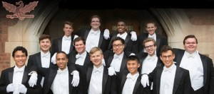 Whiffenpoofs of Yale 2015