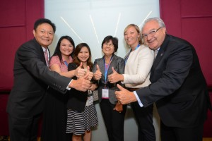 The Leading International MICE Event Centered in Asia-Pacific kicked off today at the Bangkok Convention Centre at CentralWorld Bangkok, Thailand.