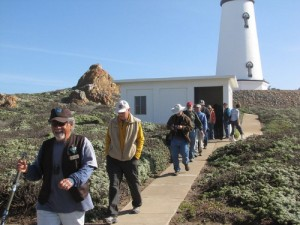 Add a Stewardship guided walk to your trip along the CA H1DR. (PRNewsFoto/CA Highway 1 Discovery Route)