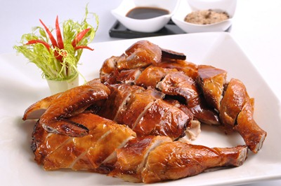 Chicken Dishes@Silver Waves Restaurant, Chatrium Hotel Riverside Bangkok