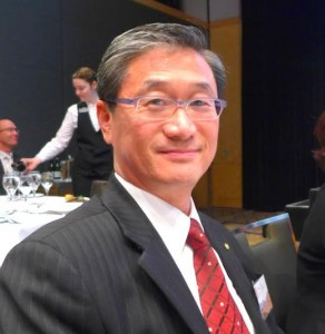 China Airlines general manager Australia, David Wu