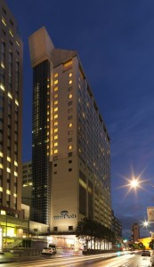 Crowne Plaza Auckland is ideally located in Auckland's CBD