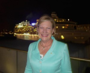 Diamond Princess sails from Sydney