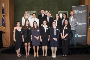 Minister's Student Achiever Awards 2015