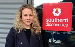 New Southern Discoveries' Marketing and Partnerships Manager Libby Baron
