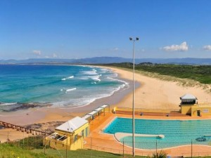 Port Kembla Beach, Port Kembla