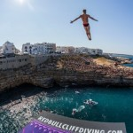 Red Bull Cliff Diving World Series 2015 Polignano a Mare - Andy Jones - ...