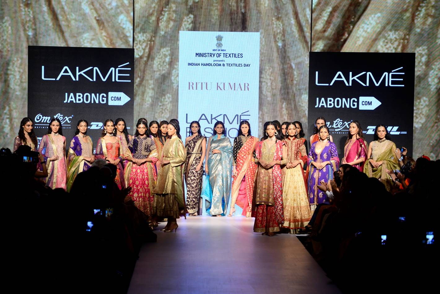 Ritu Kumar Lakme Fashion 01