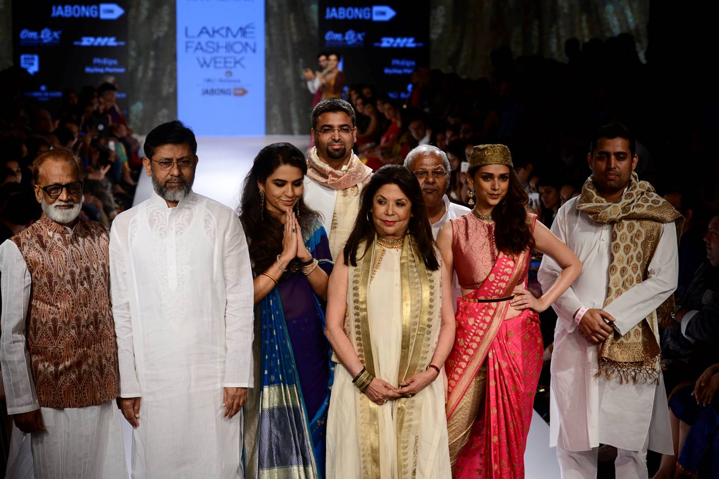 Ritu Kumar Lakme Fashion 03