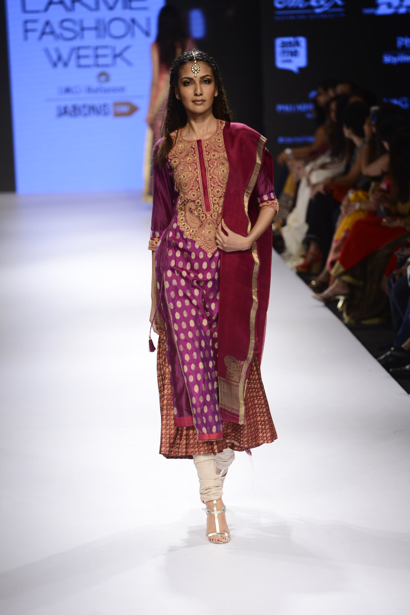Ritu Kumar Lakme Fashion 06