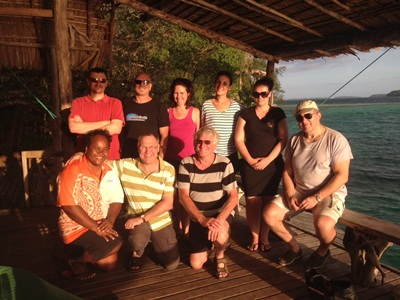 SIVB - AU-NZ Product Managers Solomon Islands September 2015