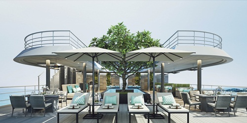 Scenic Aura_Pool Area