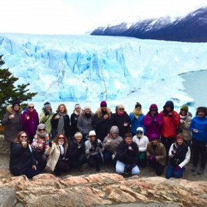 Scenic Sundowners at Perito Moreno Glacier