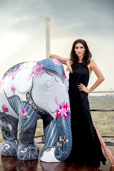 Sirinya Bishop 01 - Elephant Parade Bangkok
