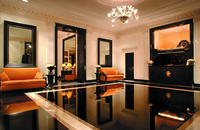 The Carlyle, A Rosewood Hotel - Lobby