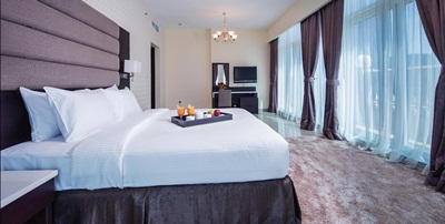 2BR at Emirates Grand Hotel Apartments