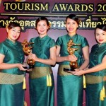 7. Oasis Spa Wins Thailand Tourism Awards 2015_Award of Excellence Day Spa