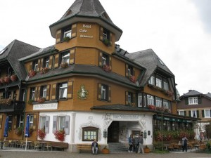 Hotel Black Forest at Titisee