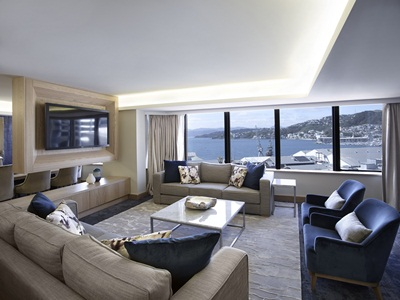 InterContinental Wellington Presidential Suite