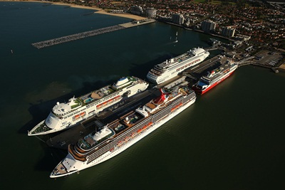 P&O Cruises Melbourne Cup - Event Cruising