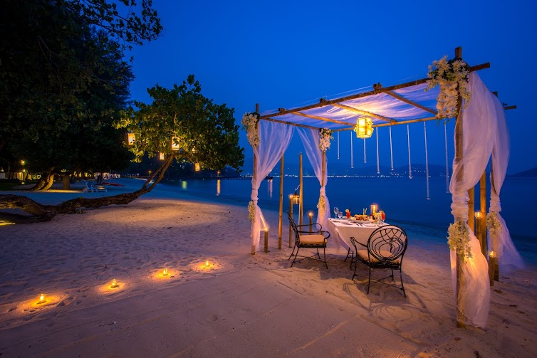Private Dinner On The Beach - Thavorn Beach 2