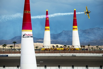 Red Bull Air Race 2015 Las Vegas Matt Hall (AUS)