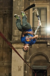 Red Bull Airlines 2015 Italy - Catania Mickey Wilson - Action