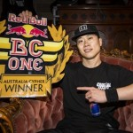 Red Bull BC One Cypher 2015 Australia - Sydney B-Boy Blond (AUS)